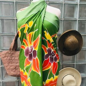 Other - Beach pareo coverup